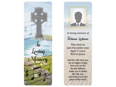 Bookmark Celtic Crosse Sample A2