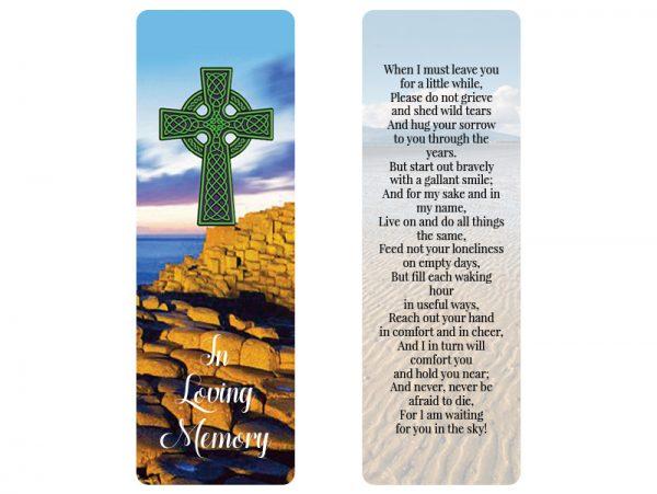 Bookmark Celtic Crosse Sample B1