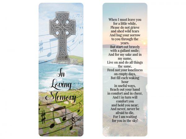 Bookmark Celtic Crosse Sample B2
