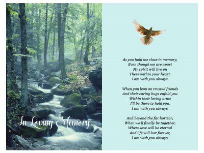 Double In-Memoriam Precious Memories 2