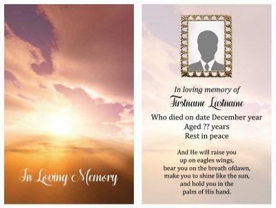 Singal In-Memoriam Precious Memories 3