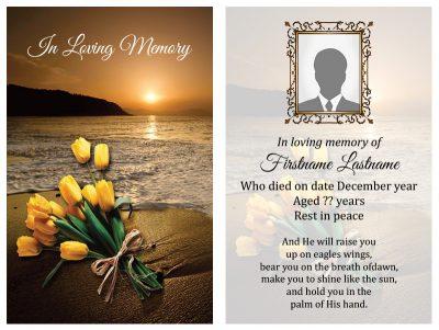 Singal In-Memoriam Precious Memories 5