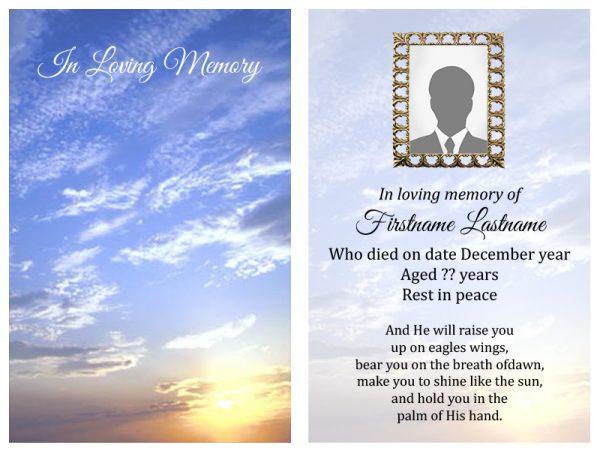 Singal In-Memoriam Precious Memories 6