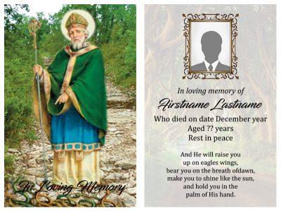 Singal In-Memoriam Religious 15