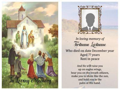 Singal In-Memoriam Religious 17