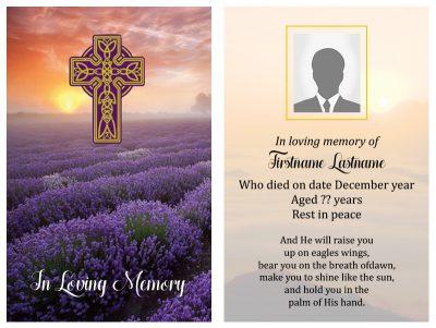 Singal In-Memoriam Celtic Crosse 4